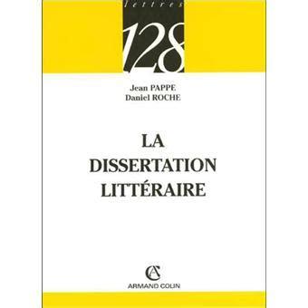Exemple de dissertation plan analytique